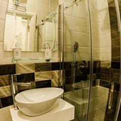 Отель City Code Exclusive 3* Улучшенные апартаменты с различными типами кроватей фото 5