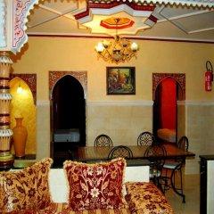 Отель Residence Miramare Marrakech 2* Стандартный номер с различными типами кроватей фото 21