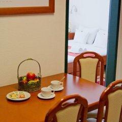 Отель Uni-Hotel Diakotthon Венгрия, Силвашварад - отзывы, цены и фото номеров - забронировать отель Uni-Hotel Diakotthon онлайн удобства в номере фото 2