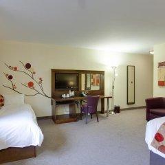 Gullivers Hotel 3* Люкс с различными типами кроватей фото 6