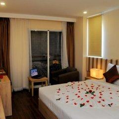 Begonia Nha Trang Hotel 3* Номер Делюкс с различными типами кроватей фото 33