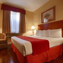 Отель Best Western Jamaica Inn 2* Стандартный номер с различными типами кроватей