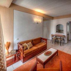 Zina Hotel Apartments 3* Апартаменты с различными типами кроватей