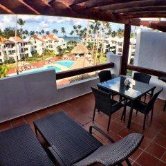 Отель Xunny Retreats by Volalto Доминикана, Пунта Кана - отзывы, цены и фото номеров - забронировать отель Xunny Retreats by Volalto онлайн балкон