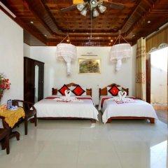 Отель Hoa Mau Don Homestay Улучшенный номер с 2 отдельными кроватями фото 3