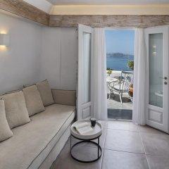 Отель Athina Luxury Suites 4* Люкс с двуспальной кроватью фото 21