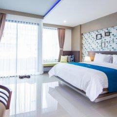 Отель The Phu Beach Hotel Таиланд, Краби - отзывы, цены и фото номеров - забронировать отель The Phu Beach Hotel онлайн комната для гостей фото 3