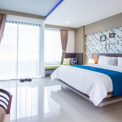 The Phu Beach Hotel комната для гостей фото 3