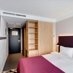 Азимут Отель Уфа 4* Стандартный номер с различными типами кроватей фото 9