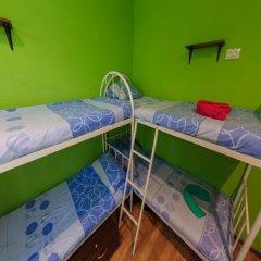 Гостиница Yourhostel Svyatoshino Кровать в общем номере с двухъярусной кроватью фото 18