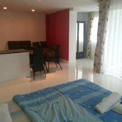 Отель Jada Beach Residence 3* Студия с различными типами кроватей фото 5