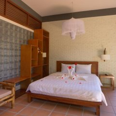 Отель An Bang Sunset Village Homestay 3* Стандартный номер с различными типами кроватей фото 4