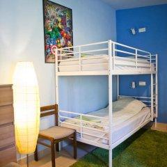 Pepe Hostel Стандартный номер с различными типами кроватей фото 2