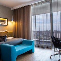 Radisson Blu Hotel Istanbul Asia 5* Стандартный номер с различными типами кроватей фото 4