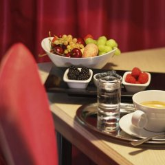 Movenpick Hotel München Airport 4* Стандартный номер с различными типами кроватей фото 3