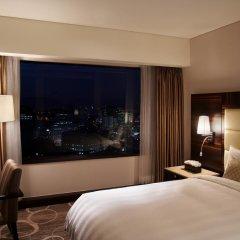Lotte Hotel Seoul 5* Улучшенный номер с 2 отдельными кроватями