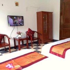 Hanoi Pearl Hostel Стандартный номер с различными типами кроватей фото 5
