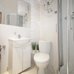 Отель Apartament Kameralny na Starówce Гданьск ванная фото 2