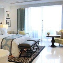 Отель Intercontinental Hua Hin Resort 5* Улучшенный номер с различными типами кроватей фото 2