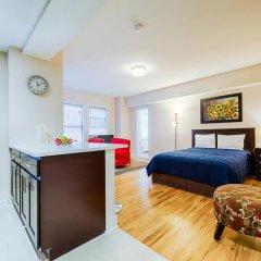 Отель Ginosi Dupont Circle Apartel 3* Студия с различными типами кроватей фото 10