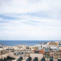 Отель Damiani Мальта, Буджибба - 1 отзыв об отеле, цены и фото номеров - забронировать отель Damiani онлайн пляж