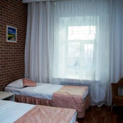 Сити Комфорт Отель 3* Стандартный номер с 2 отдельными кроватями фото 10