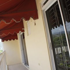 Отель Sweet Kensville балкон