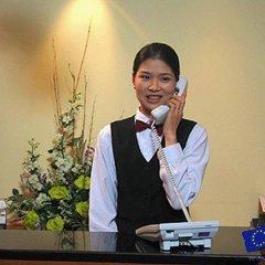 Avi Airport Hotel 2* Улучшенный номер с различными типами кроватей фото 7