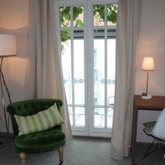Отель Villa Am Schlosspark 3* Стандартный номер фото 15