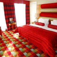 Carlton George Hotel 4* Стандартный номер с разными типами кроватей фото 5
