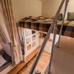 Гостиница Теrеm'ОK na Vasilievskom Стандартный номер с различными типами кроватей фото 13