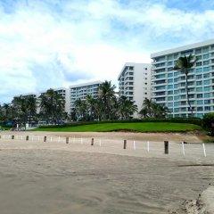 Отель Condominio Mayan Island Playa Diamante Апартаменты с различными типами кроватей фото 34