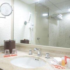 Отель Krystal Cancun Мексика, Канкун - 2 отзыва об отеле, цены и фото номеров - забронировать отель Krystal Cancun онлайн ванная