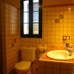 Отель Cortijo Mesa de la Plata 3* Улучшенный номер с различными типами кроватей фото 4