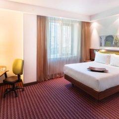 Гостиница Hampton by Hilton Samara 3* Стандартный номер с разными типами кроватей фото 9