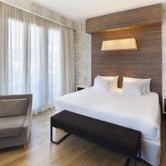 Отель NH Collection Milano President 5* Номер категории Премиум с различными типами кроватей фото 11