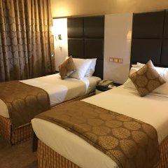 Al Jawhara Gardens Hotel 4* Номер Делюкс с различными типами кроватей фото 3