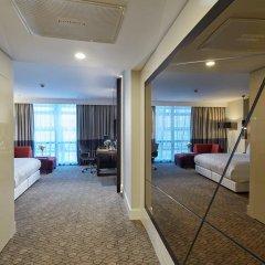 Pullman Istanbul Airport and Convention Center Hotel 4* Улучшенный номер с различными типами кроватей