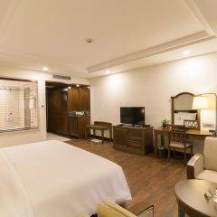 Saigon Halong Hotel 4* Номер Делюкс с различными типами кроватей фото 3