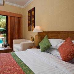 Отель Baan Souy Resort 3* Улучшенная студия с разными типами кроватей фото 2