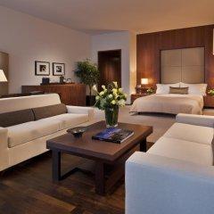 Отель The Langham, New York, Fifth Avenue Представительский номер с различными типами кроватей фото 10