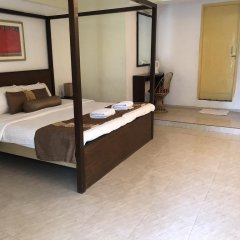 Отель Alegria - The Goan Village 2* Номер Делюкс с двуспальной кроватью фото 12