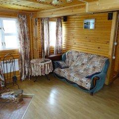 Гостиница Cottages Shemelinka комната для гостей
