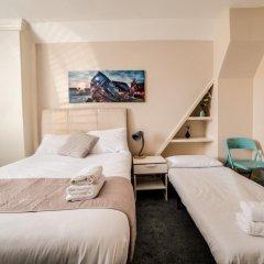 United Lodge Hotel & Apartments 3* Улучшенный номер с различными типами кроватей фото 3