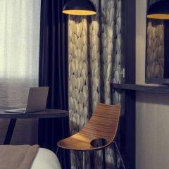 Hotel Mercure Paris Porte de Pantin Стандартный номер с различными типами кроватей фото 6