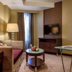 Отель Pullman Bangkok Grande Sukhumvit комната для гостей фото 5