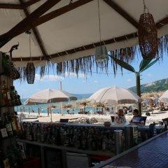 Hotel Mistral пляж