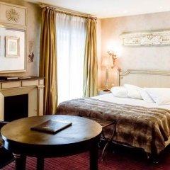 Отель Hôtel Chateaubriand Champs Elysées 4* Номер Делюкс фото 6