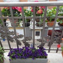 Отель The Pea Blossom B&B Дания, Копенгаген - отзывы, цены и фото номеров - забронировать отель The Pea Blossom B&B онлайн балкон
