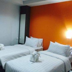 Отель Lada Krabi Express 3* Стандартный номер с 2 отдельными кроватями фото 2